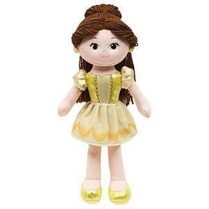 Boneca de Pano Bela Buba Disney