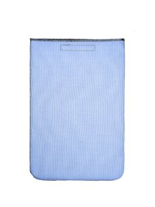 Case Para Notebook 14 Listrado Azul Kit