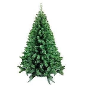 Árvore de Natal Pinheiro 2,10m 860 Galhos Dinamarca