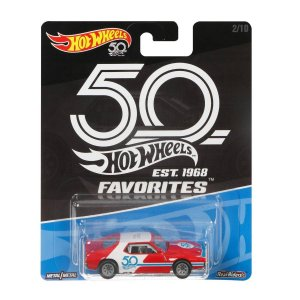 Carrinho Hot Wheels Favorites 50 Anos 71 AMC Javelin FLF37 Mattel