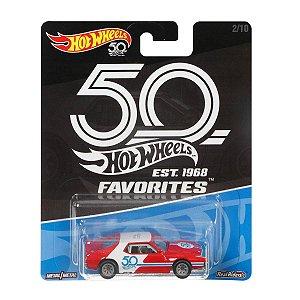 Carrinho Hot Wheels Favorites 50 Anos 71 AMC Javelin FLF37 Mattel