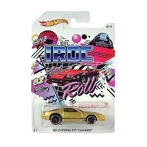 Carrinho Hot Wheels 85 Chevrolet Camaro FKV75 Mattel