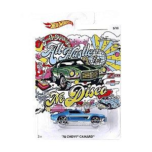 Carrinho Hot Wheels 70 Chevy Camaro FKV77 Mattel