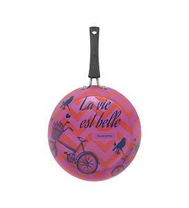 Frigideira Tramontina La Vie Est Belle Viva Cor Starflon 24cm