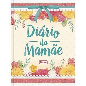 Diário da Mamãe Tilibra 80 Folhas