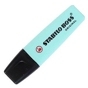 Marca Texto Stabilo Boss Pastel Azul 70/113