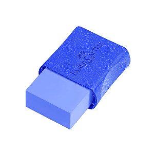 Borracha Faber-Castell Glitz Azul