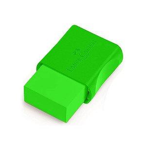 Borracha Faber-Castell Neon Verde