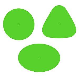 Borracha Faber-Castell FC Form Neon Verde