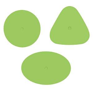 Borracha Faber-Castell FC Form Neon Verde Claro