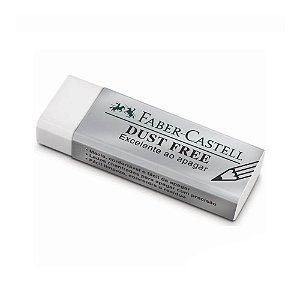 Borracha Faber-Castell Dust Free Branca