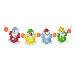 Móbile para Carrinho de Bebê Palhacinhos Kitstar