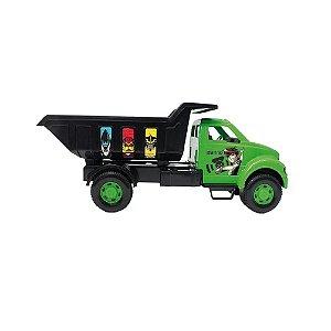 Caminhão Basculante Ben 10 Multibrink