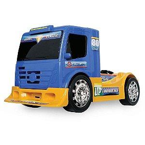 Caminhão Truck Adventure Fricção Usual Plastic