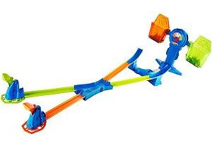 Pista Hot Wheels Action Desafio do Equilíbrio Mattel