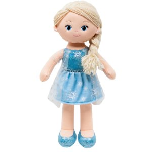 Boneca de Pano Elsa Frozen Buba