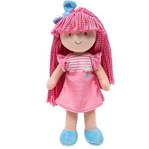 Boneca de Pano Cupcake Buba