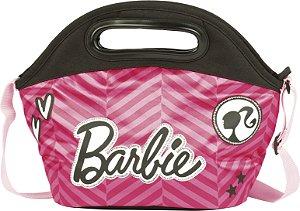 Lancheira Barbie Especial Formato Bolsa Sestini 18Z