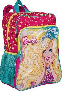 Mochila Barbie de Costas Grande 19M Plus