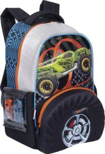 Mochila Sestini Hot Wheels 19Z Grande