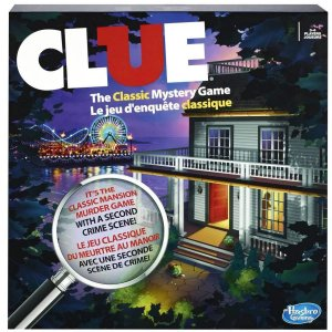 Jogo Clue Clássico Hasbro