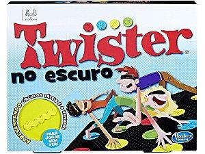 Jogo Twister no Escuro Hasbro
