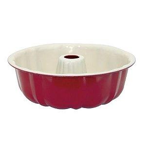 Forma para Pudim ou Flan Cerâmica Mimo Style