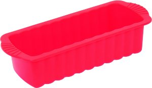 Forma para Pão de Silicone Mimo Style Vermelha