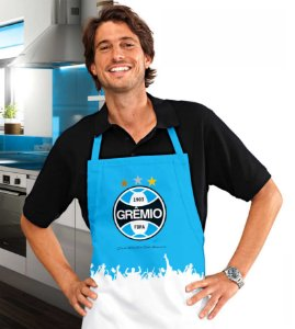 Avental Grêmio Escudo