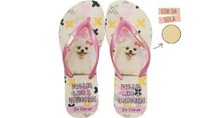 Chinelo Rafitthy Be Forever Spitz Like a Unicorn