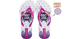 Chinelo Rafitthy Love Navy