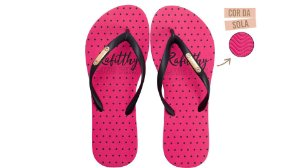 Chinelo Rafitthy Love Pink