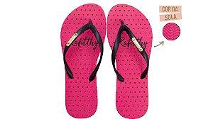 Chinelo Rafitthy Love Pink