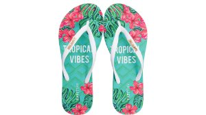 Chinelo Rafitthy Tropical Vibes