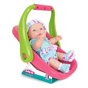 Boneca Cotiplás Bebê Conforto Baby Junior