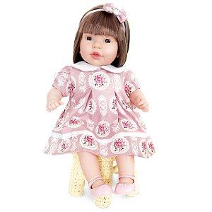 Boneca Cotiplás Bebê Bate Palminha