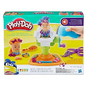 Massinha de Modelar Play-Doh Barbearia Divertida