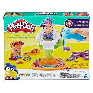 Massinha de Modelar Play-Doh Barbearia Divertida