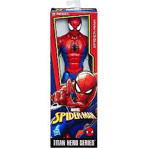Boneco Homem Aranha - Spider-Man Titan Hero Series - Vingadores Ultimato