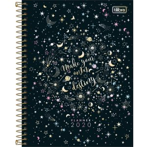 Planner Tilibra Magic 2020 Espiral