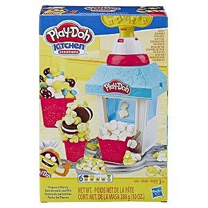 Massinha de Modelar Play-Doh Festa da Pipoca