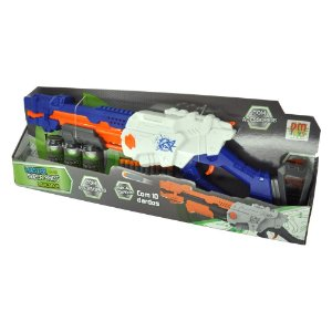 Lançador Super Shot Master Power - Lança Dardos