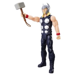 Boneco Thor Vingadores - Titan Hero Series - Hasbro