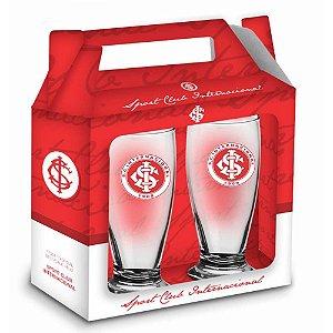 Jogo de Copos para Cerveja Internacional Munich 200ml 2 Unidades