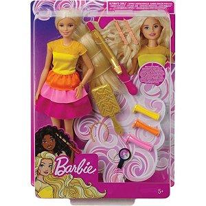 Boneca Barbie Penteados dos Sonhos