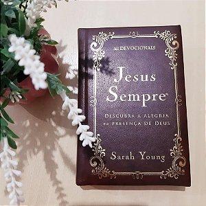 Livro Devocional Jesus Sempre