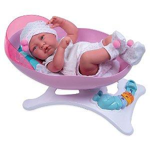 Berço Cotiplás Balanço Baby Ninos Bons Sonhos