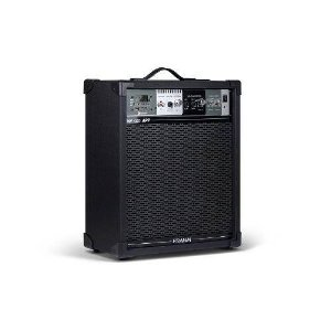 Caixa Multiuso Frahm Mf400 App 80w Rms Usb Sd Bluetooth