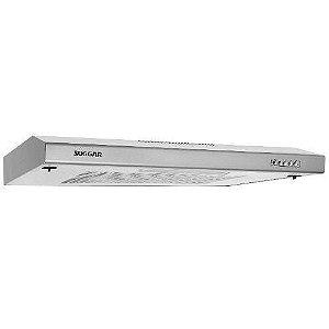 Depurador Slim Ii 80cm Suggar Inox 110v
