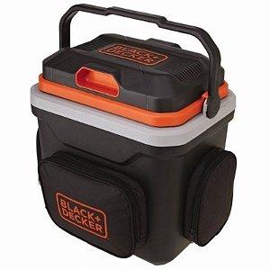Mini Geladeira Portátil 24 Litros BDC24L-LA Black Decker 12v